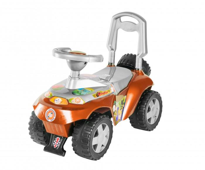 Каталки Orion Toys Ориоша каталка толокар orion toys мотоцикл 2 х колесный 501 зеленый