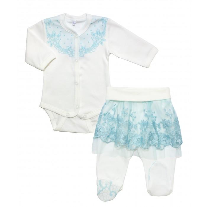Комплекты детской одежды Осьминожка Комплект (боди и ползунки) Нежный возраст