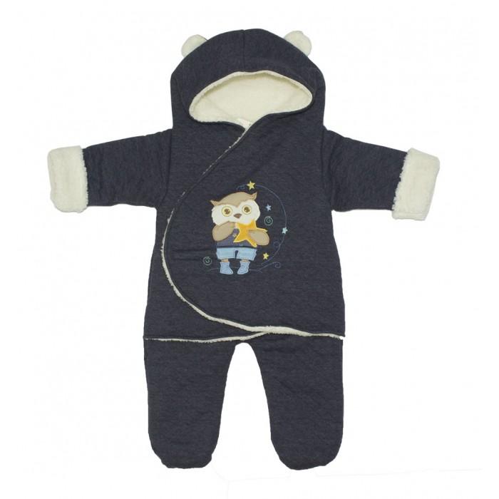 Детская одежда , Комплекты детской одежды Осьминожка Комплект (комбинезон и шапочка) Вселенная арт: 373704 -  Комплекты детской одежды