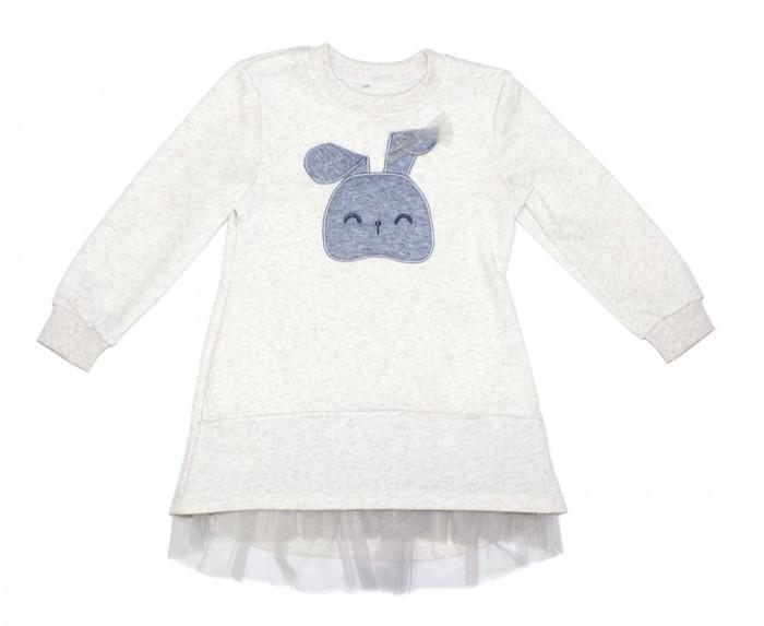 Осьминожка Платье для девочки Зайка Мила 423-138В фото