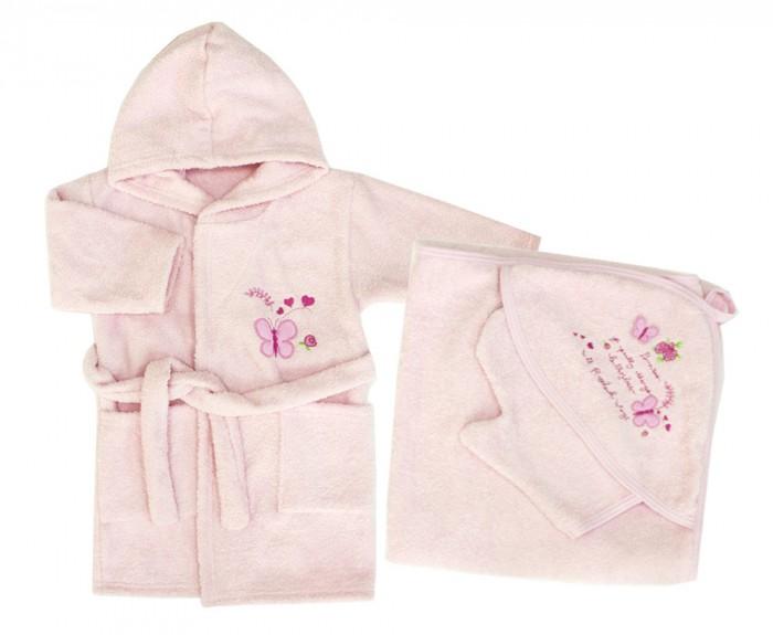 Детская одежда , Халаты Осьминожка Подарочный набор 3 предмета арт: 414459 -  Халаты