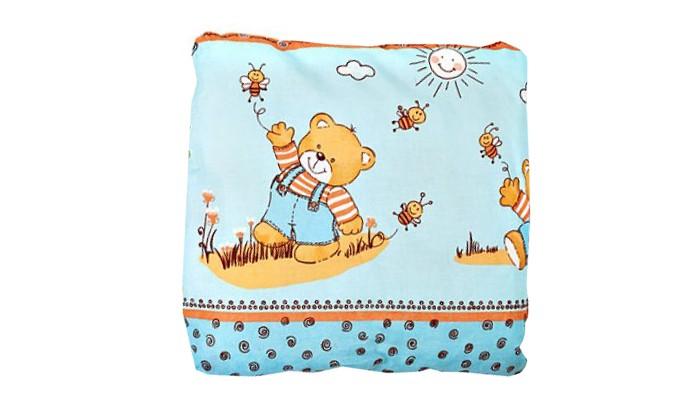 Подушки для малыша Осьминожка Подушка 40х40 см подушка детская с кружевом репка атлас 40 40