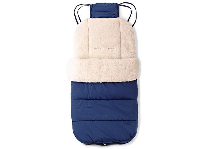 Зимний конверт Осьминожка К104мК104мКонверт зимний меховой для прогулки.   Может использоваться в прогулочной коляске и автокресле. Имеются прорези для ремней.  Для детей с 3 месяцев. Глубина конверта легко регулируется.   Состав: верх ткань плащевая с пропиткой (100% п/э), подклад: мех на трикотажной основе (70% шерсть, 30% п/э), наполнитель синтепон (100% п/э)  Уход: ручная стирка 30 градусов.<br>