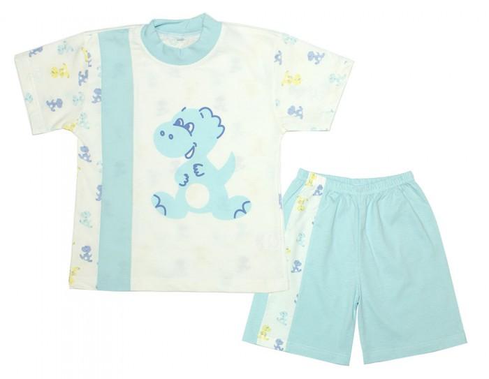 Комплекты детской одежды Осьминожка Комплект (футболка и шорты) Дино дино