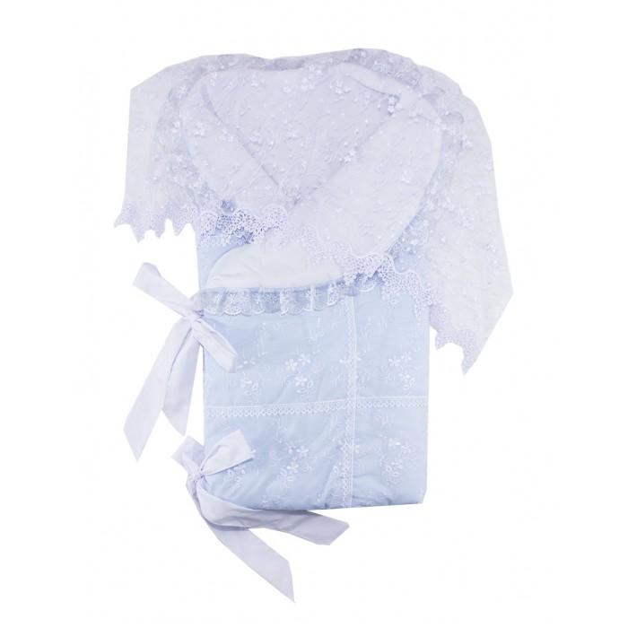 Осьминожка Конверт-одеяло на выписку с вуалью К86Конверт-одеяло на выписку с вуалью К86Осьминожка Конверт-одеяло на выписку с вуалью К86 из тиси с отделкой кружевная сетка. Вуаль из кружевной органзы и 2 банта придают конверту праздничный и нарядный вид.   Конвертик подйодет для выписки и прогулки, а также в качестве одеяла для подросшего ребенка. Вуаль защитит вашего ребенка.  Состав: тиси (50% х/б, 50% п/э), органза (100% п/э), синтепон (100% п/э)<br>