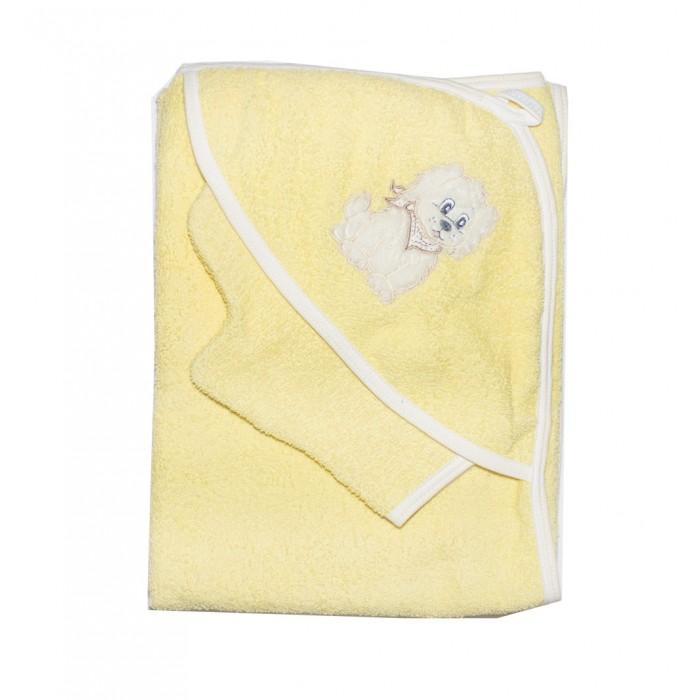 Полотенца Осьминожка Полотенце-уголок с рукавичкой стенд в родительский уголок