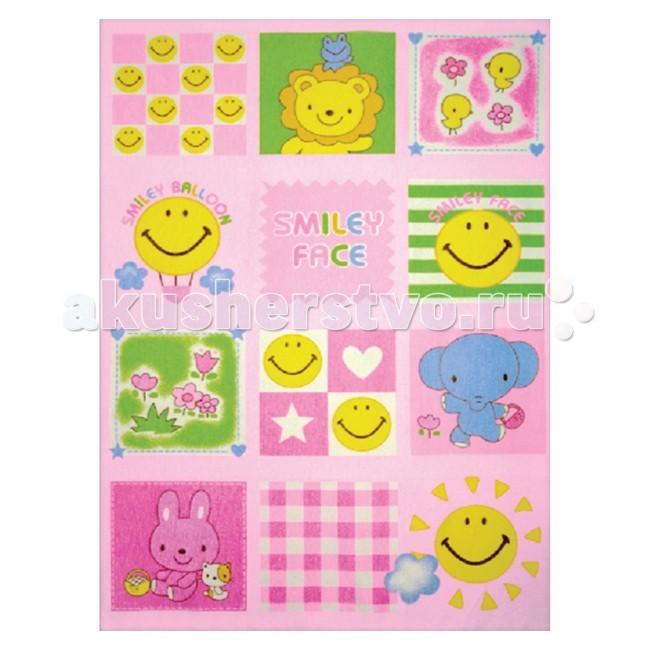 Одеяла Baby Nice (ОТК) байковое Солнышко 100х140 см