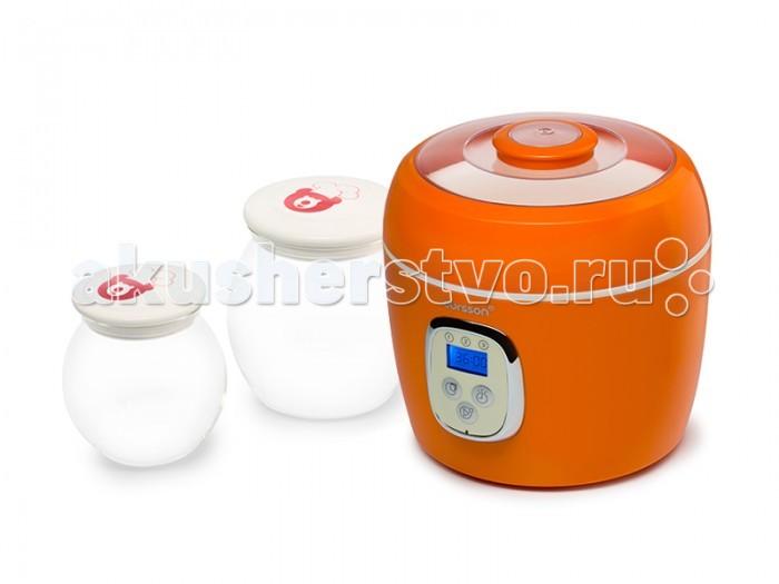Аксессуары для кормления , Выпечка и приготовление Oursson Йогуртница-ферментатор FE0205D арт: 383674 -  Выпечка и приготовление