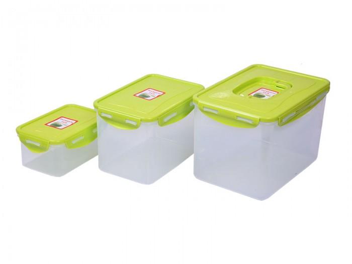 Контейнеры для еды Oursson Набор пластиковых контейнеров 3 шт. CP7586S
