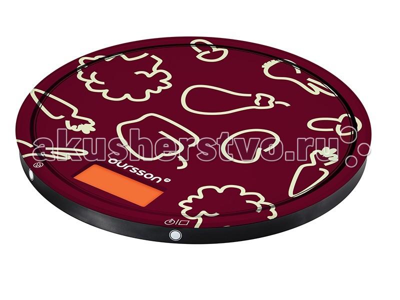 Кухонные весы Oursson Кухонные весы KS5003GD кухонные весы oursson ks5006pd rd