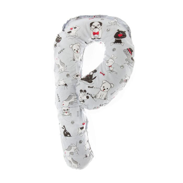 Купить Аксессуары для автокресел, Owl&EarlyBird Детская подушка для путешествий Карамелька Собачки