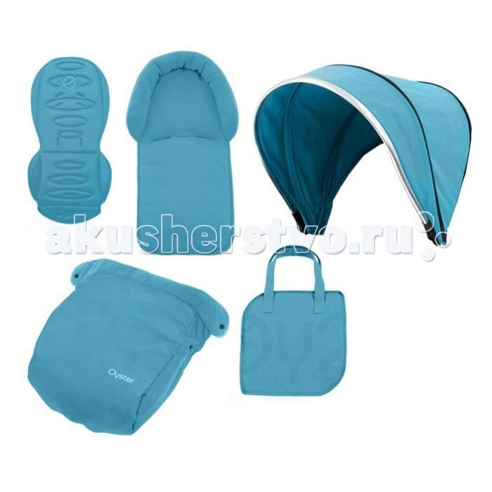 Детские коляски , Аксессуары для колясок Oyster Набор цветных вставок Colour pack для колясок Oyster2/Max Tango арт: 350955 -  Аксессуары для колясок