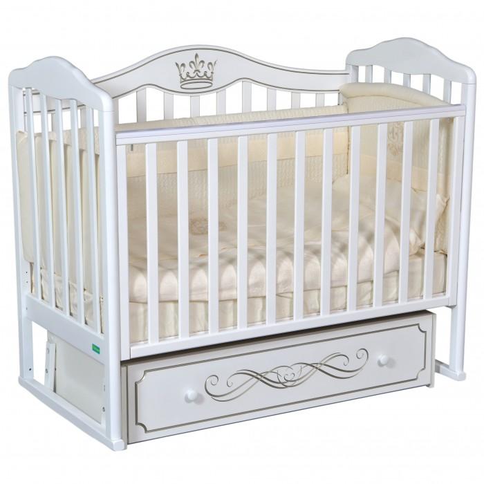 Детские кроватки Palermo Amanda Elegance универсальный маятник