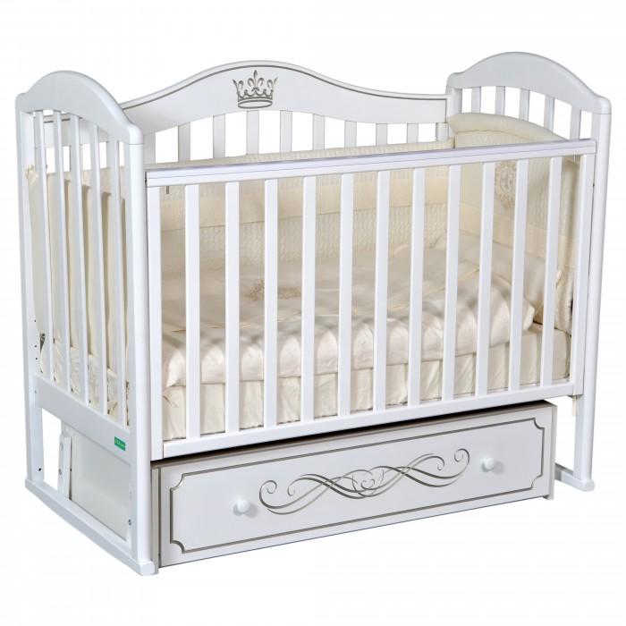 Детская кроватка Palermo Linda Elite универсальный маятник