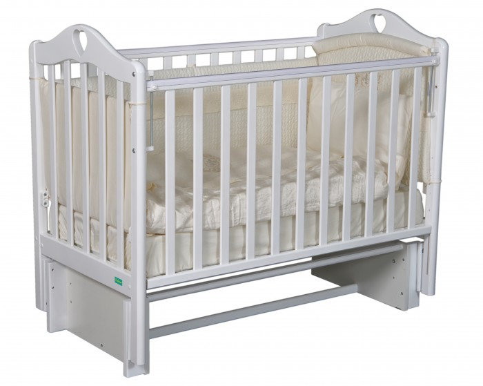 Детские кроватки Palermo Polly Plus универсальный маятник