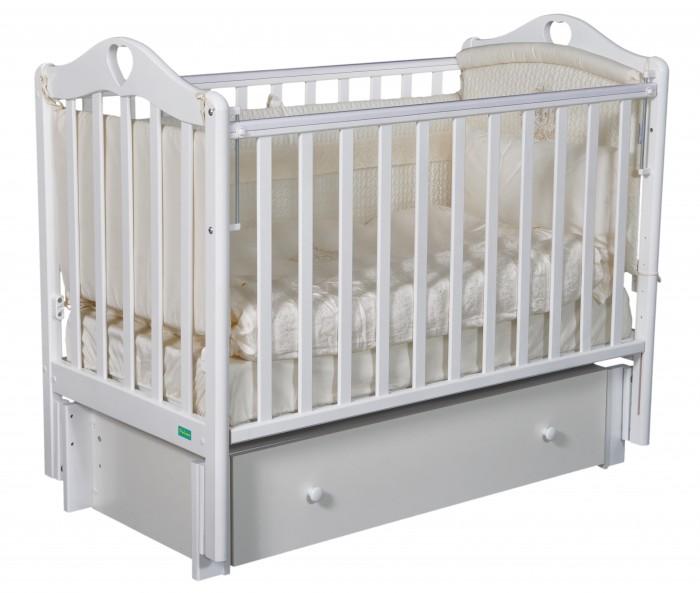Детская кроватка Palermo Polly Premium маятник универсальный