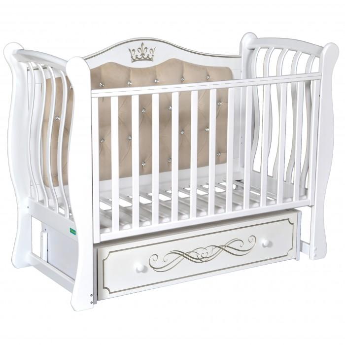 Детские кроватки Palermo Sicilia Elegance универсальный маятник малгося детская стенка мдф
