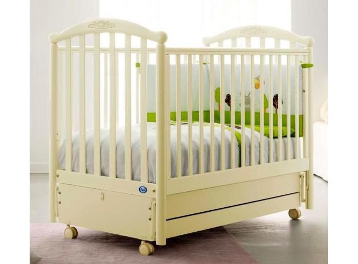 Детская кроватка Pali Gulia поперечный маятник 623503