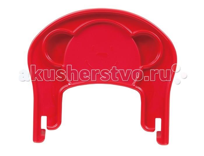 Pali Пластиковый поднос для стульчика Pali Pappy-ReПластиковый поднос для стульчика Pali Pappy-ReПластиковый поднос для стульчика PALI Pappy-Re изготовлен из безопасного, нетоксичного пластика. Легко снимается. Предназначендля детейс 6 месяцев.<br>