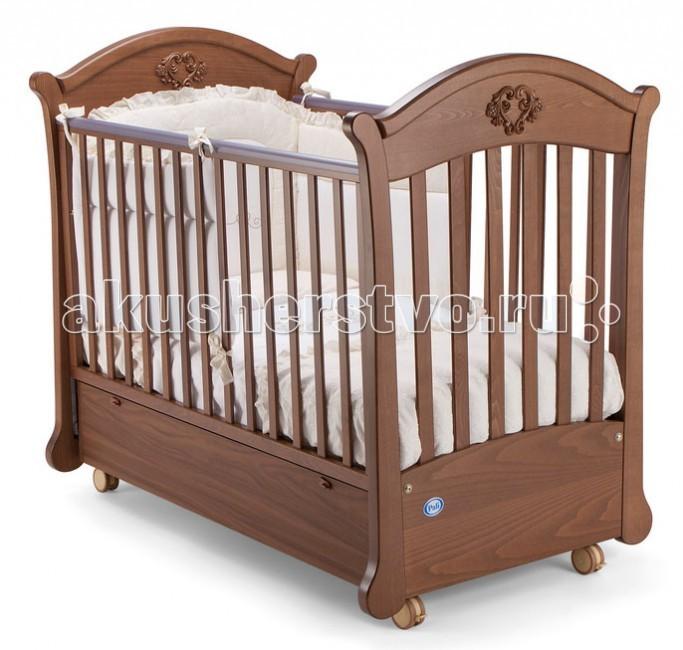 Детские кроватки Pali Angelica поперечный маятник