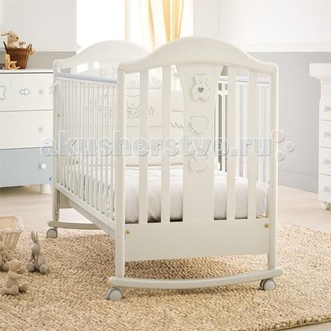 Купить Детские кроватки, Детская кроватка Pali Classic Prestige