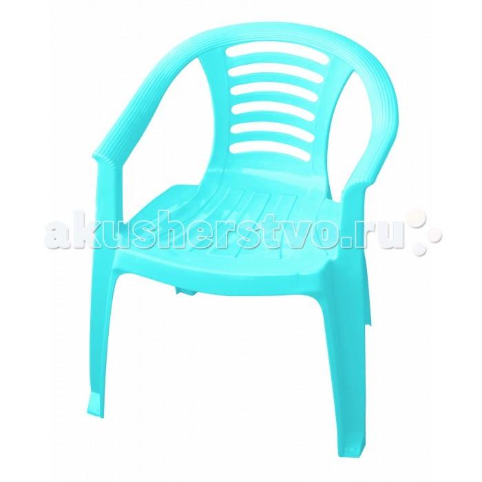 Пластиковая мебель Palplay (Marian Plast) Детский стул со спинкой детский стульчик hoba life