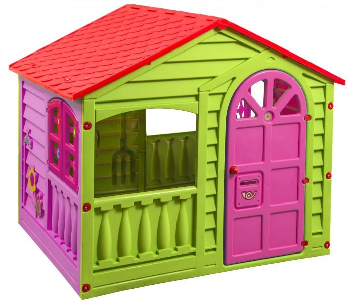 Palplay (Marian Plast) Игровой домик с верандой  (360)