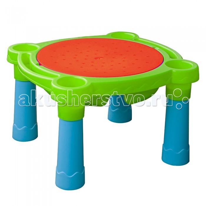 Песочницы Palplay (Marian Plast) Столик-песочница песочница стол marian plast песок вода 375