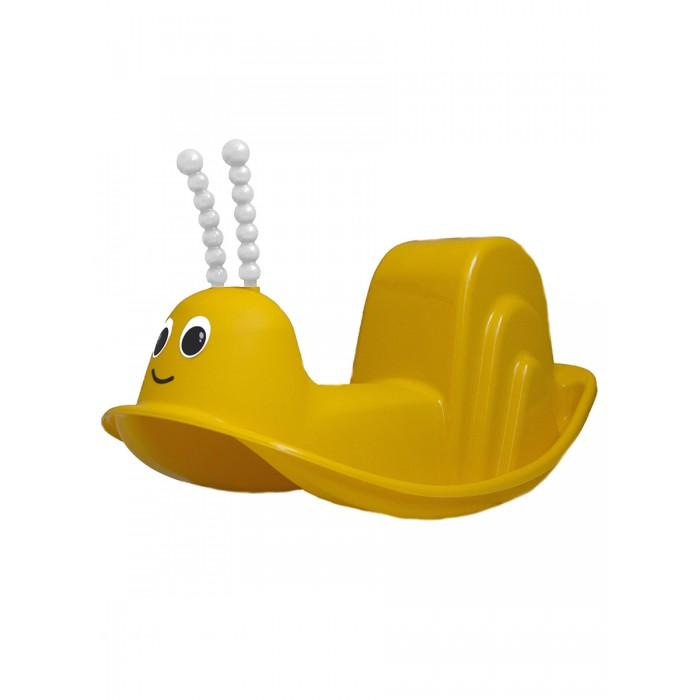 Качалки-игрушки Palplay (Marian Plast) Улитка песочница бассейн marian plast palplay лодочка желтый 308