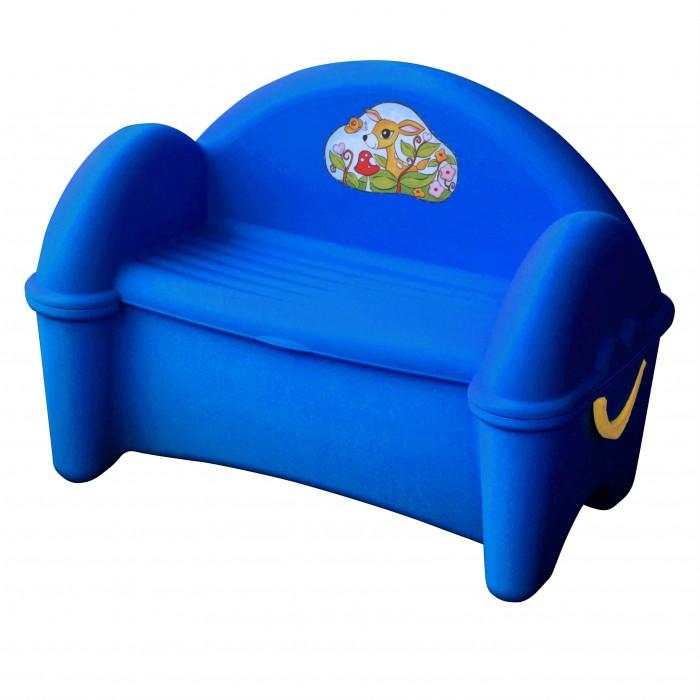 Ящики для игрушек Palplay (Marian Plast) Диван-ящик
