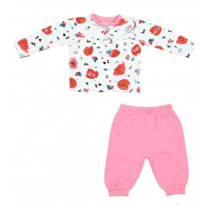 Panolino Комплект для девочки (кофта и штанишки) PN14272 фото