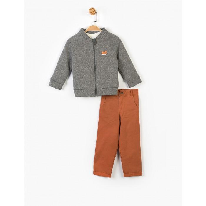 Panolino Комплект для мальчика (брюки, жакет, кофта) PN14797