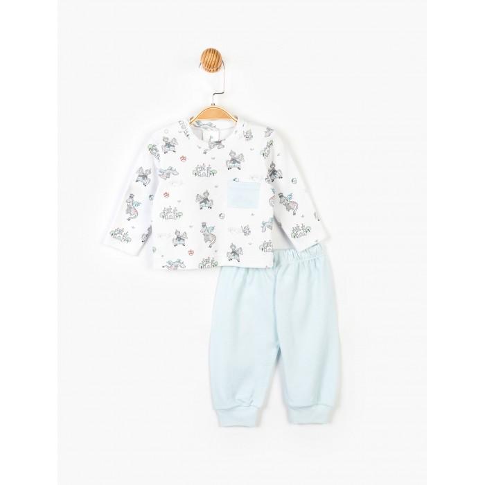 Panolino Комплект для мальчика (кофта и штанишки) PN14828 фото