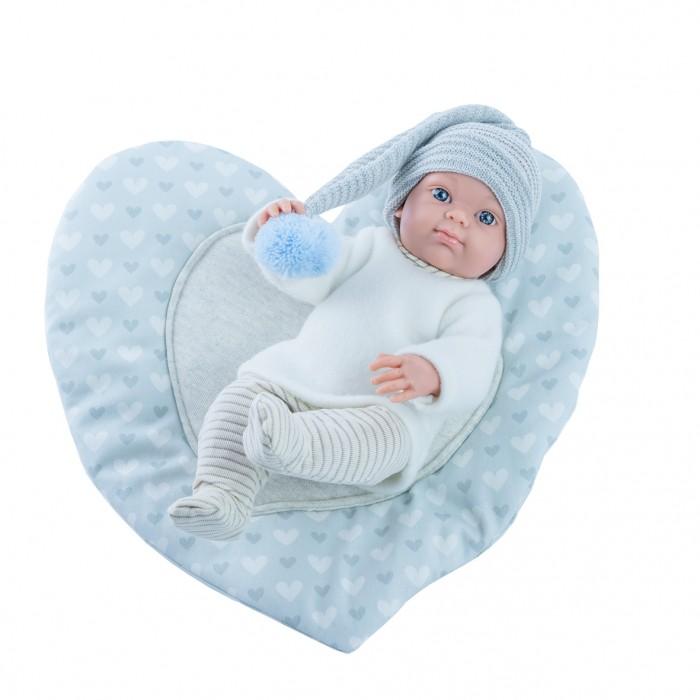 Купить Куклы и одежда для кукол, Paola Reina Кукла Бэби с ковриком-сердце 32 см