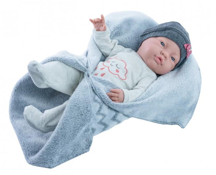 Купить Куклы и одежда для кукол, Paola Reina Кукла Бэби в теплом одеяльце 45 см