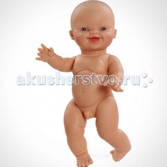 Paola Reina Пупс Горди без одежды 34 см 34027/34028 кукла горди без одежды 34см м 34021 paola reina
