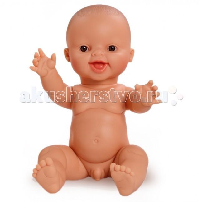 Куклы и одежда для кукол Paola Reina Пупс Горди без одежды 34 см 34029/34030 кукла пупс горди без одежды мальчик европеец 34 см paola reina