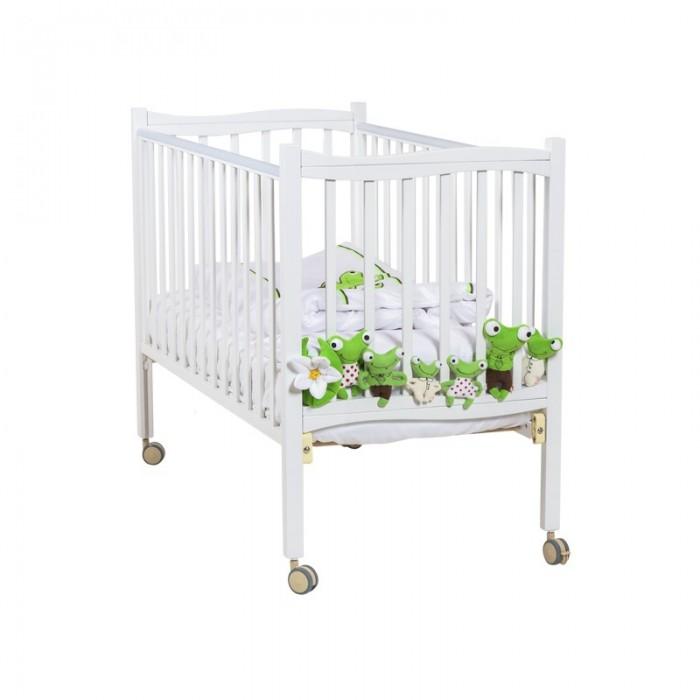 Детская кроватка Papaloni Fiore 120x60