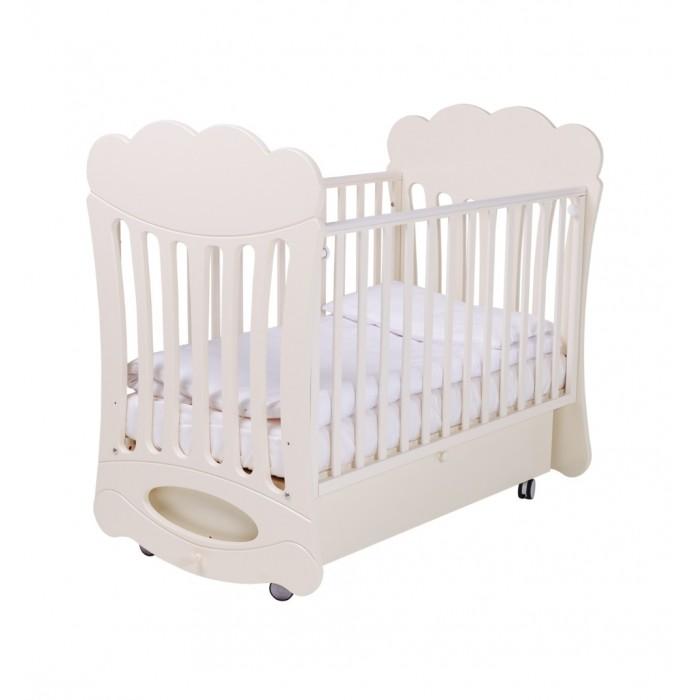 Детская мебель , Детские кроватки Papaloni маятник Shade 120х60 арт: 522991 -  Детские кроватки
