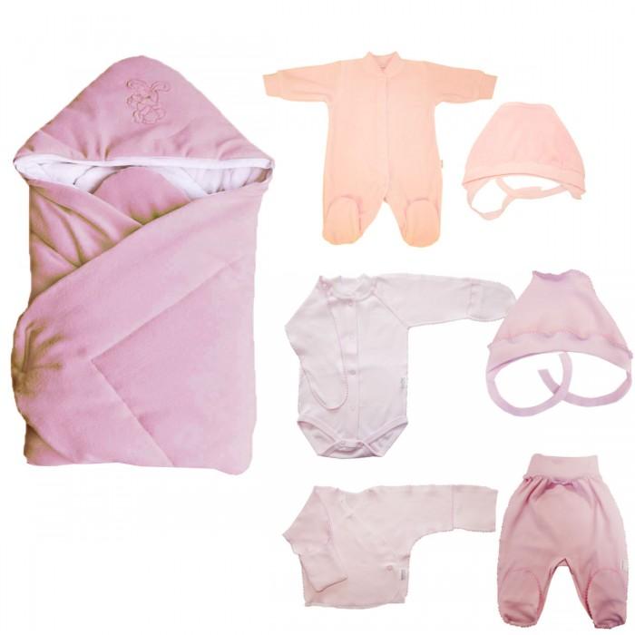Детская одежда , Комплекты на выписку Папитто (7 предметов) 71-133 арт: 489631 -  Комплекты на выписку