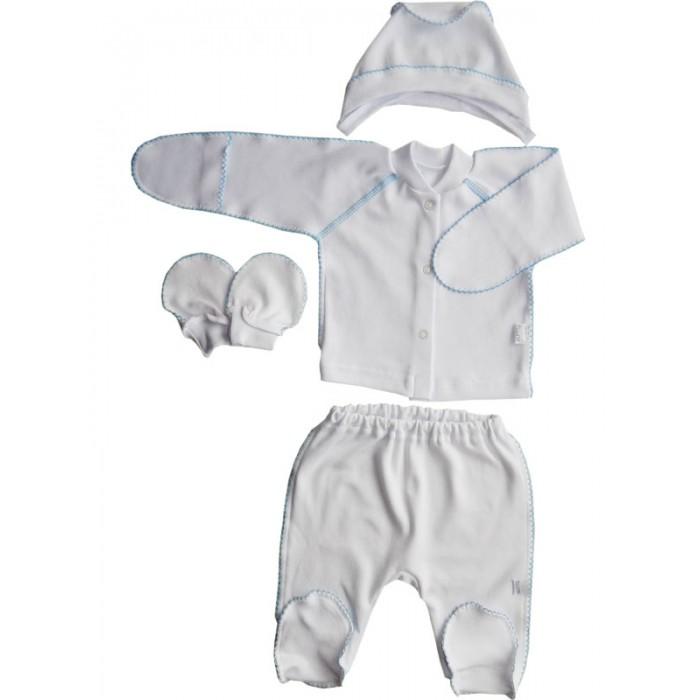 Комплекты детской одежды Папитто Комплект 4 предмета 31-5062 комплекты детской одежды клякса комплект для девочки 5 предметов 10 5062