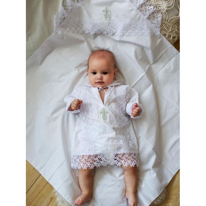 крестильная одежда Крестильная одежда Папитто Крестильная рубашка для мальчика 1314