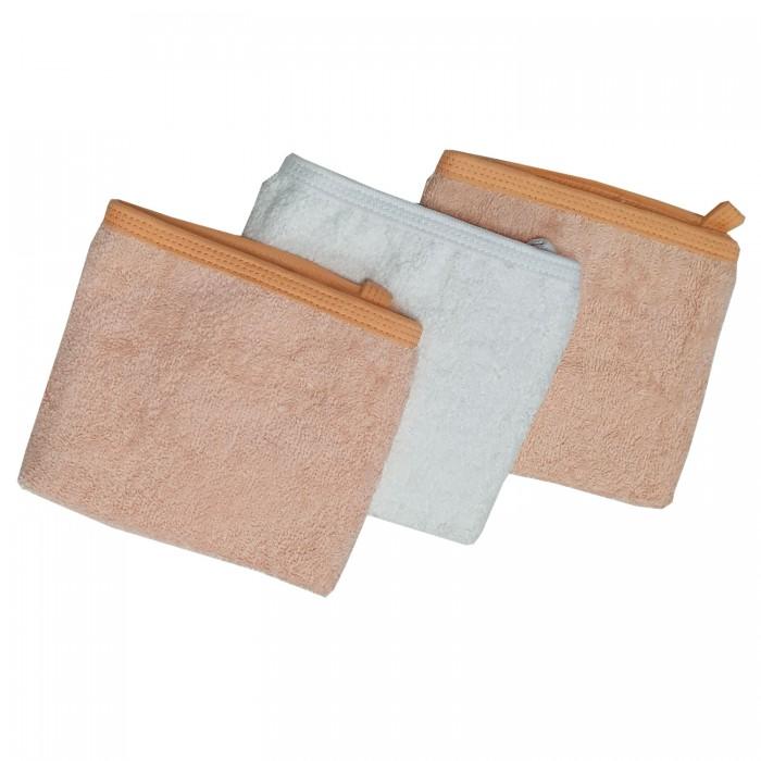 Полотенца Папитто Набор полотенец 30х50 3 шт. набор полотенец bellehome bellehome mp002xu02njl