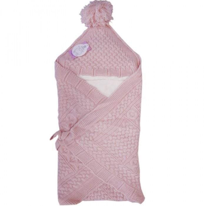 Купить Демисезонные конверты, Демисезонный конверт Папитто одеяло вязаный