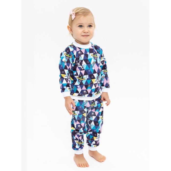 домашняя одежда n o a пижама для мальчика 11432 Домашняя одежда Папитто Пижама для мальчика (Кофточка и штанишки) Космос