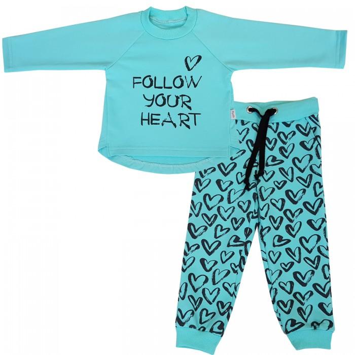 Купить Спортивные костюмы, Папитто Спортивный костюм Сердце 821-724