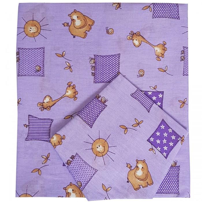 Постельное белье Папитто Жирафики (3 предмета) постельное белье крошка я принцесса тиффани 3 предмета