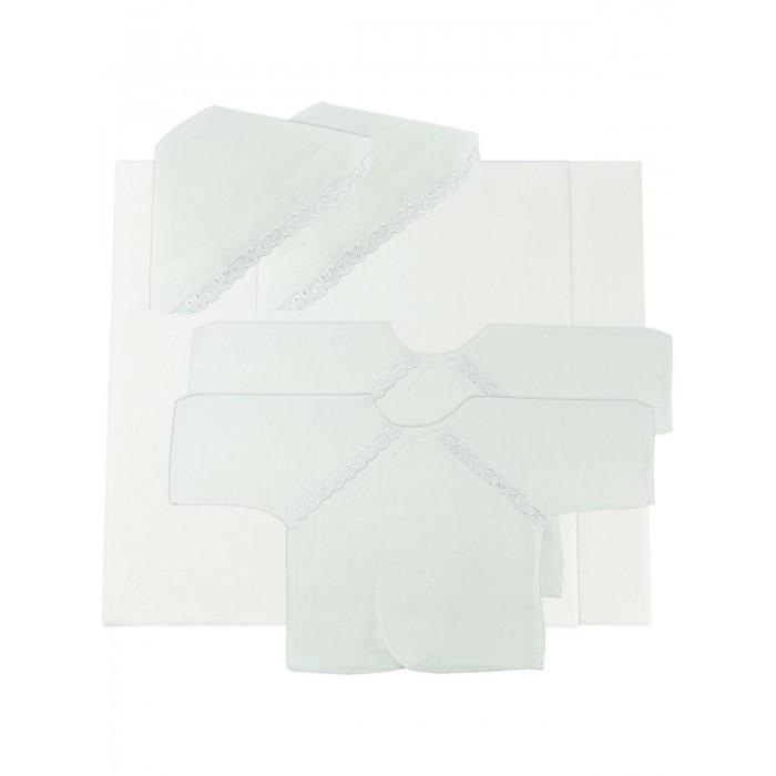 Комплекты на выписку Папитто (6 предметов) комплекты в кроватку папитто плюшевый мишка 6 предметов