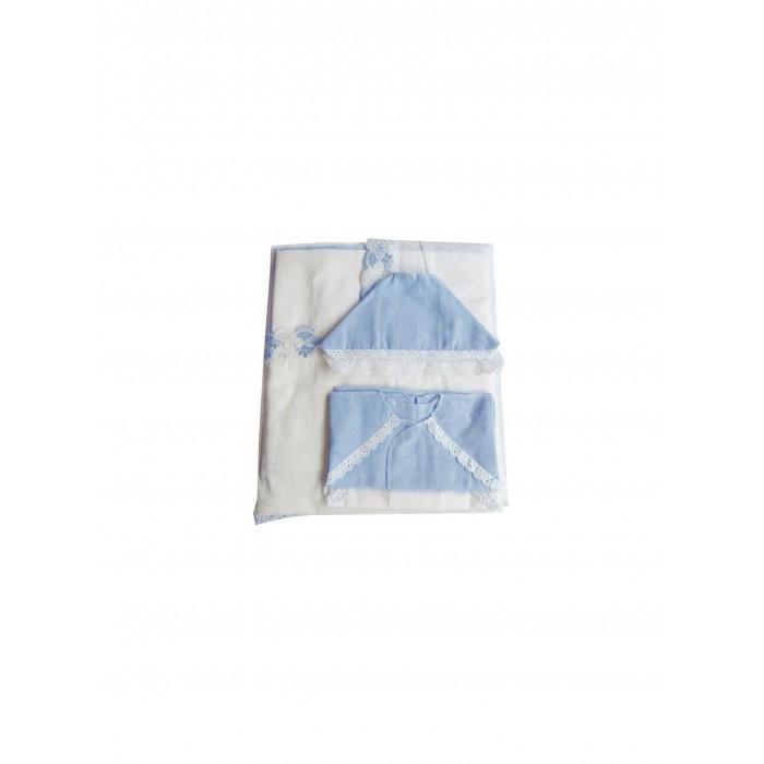 Комплекты на выписку Папитто (8 предметов) шитье распашонка детская морозко фланель 18