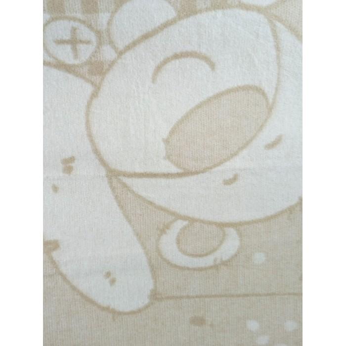 Одеяла Папитто Байковое 100х140 1155 одеяла папитто жаккардовое 100х140 шерсть